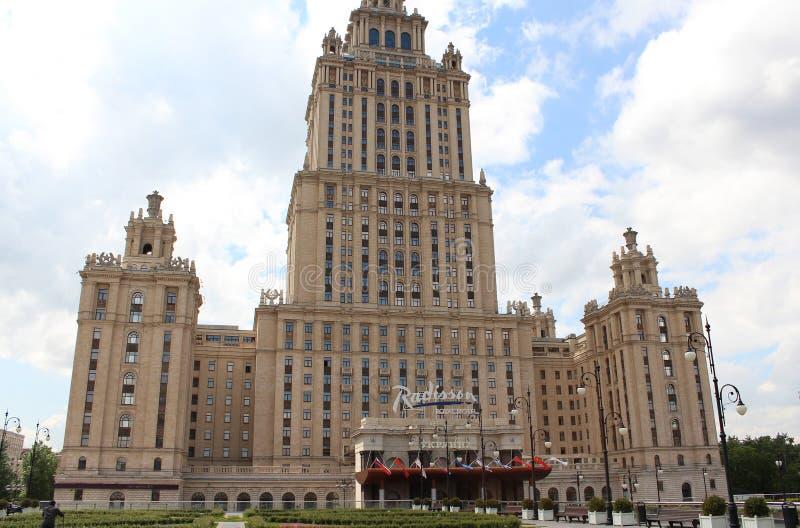 Владелец гостиницы украина в москве фото