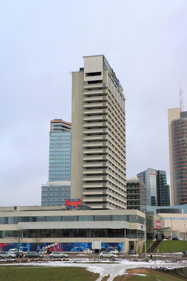 Radisson Blu Hotel Lietuva fotografie stock