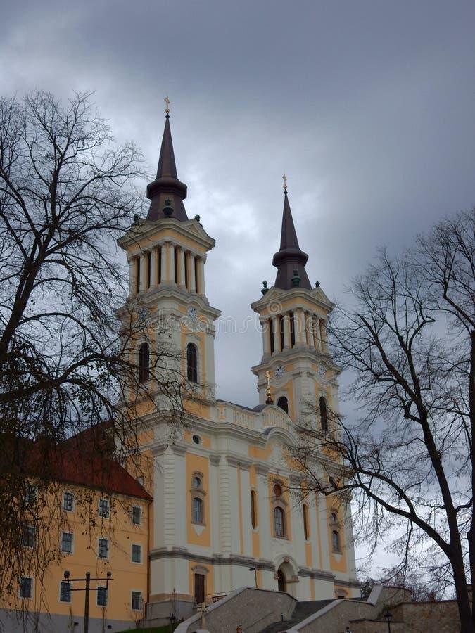 Radna kloster royaltyfri foto