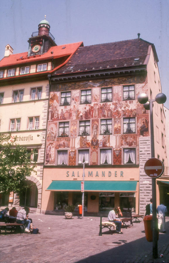Radolfzell stock photography