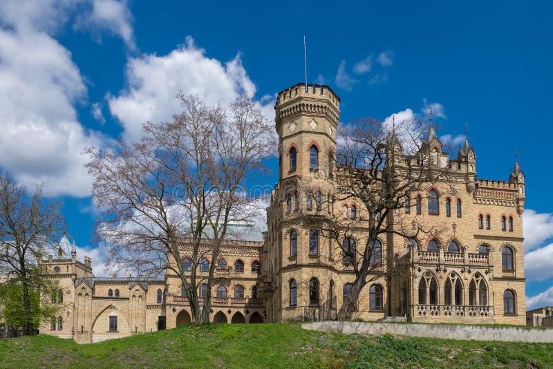 Radushkevich pałac, Vilnius, Lithuania obraz royalty free