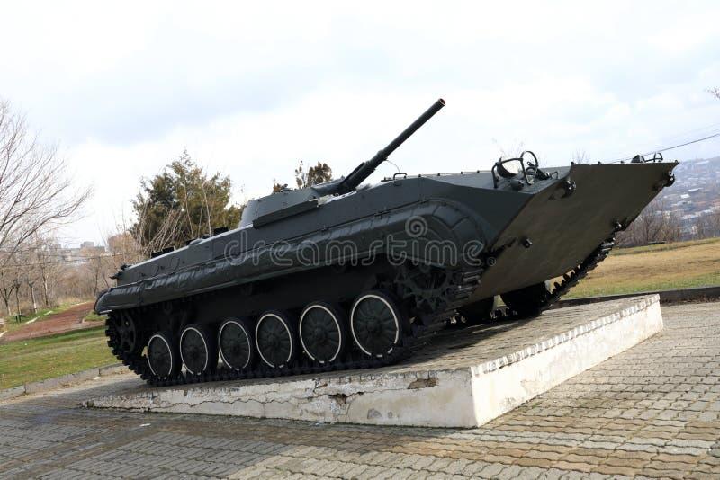 Radziecki piechota pojazd bojowy zdjęcie royalty free