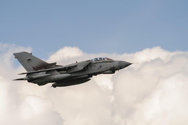 RAF ανεμοστρόβιλος στοκ εικόνα