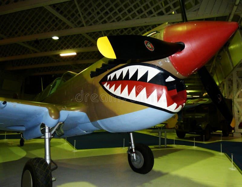 RAF Λονδίνο μουσείο στοκ εικόνα