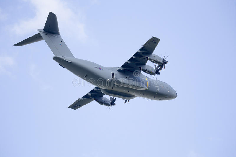 RAF Airbus A400M Aircraft arkivfoton