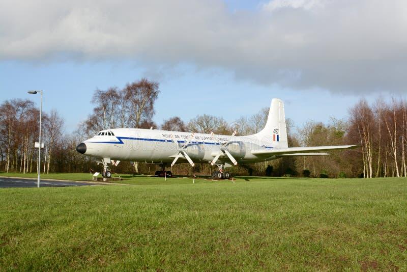 RAF Cosford Museum lizenzfreie stockfotos