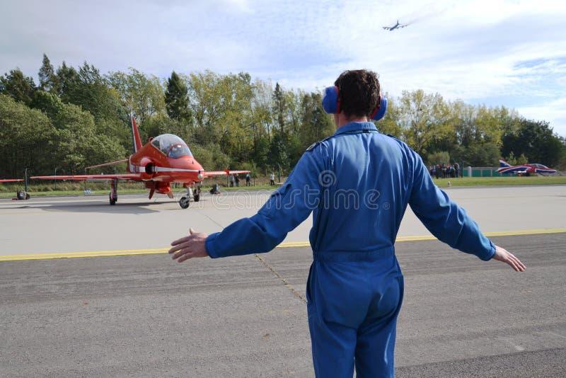 Download RAF - Red Arrows Editorial Photo - Image: 26932396
