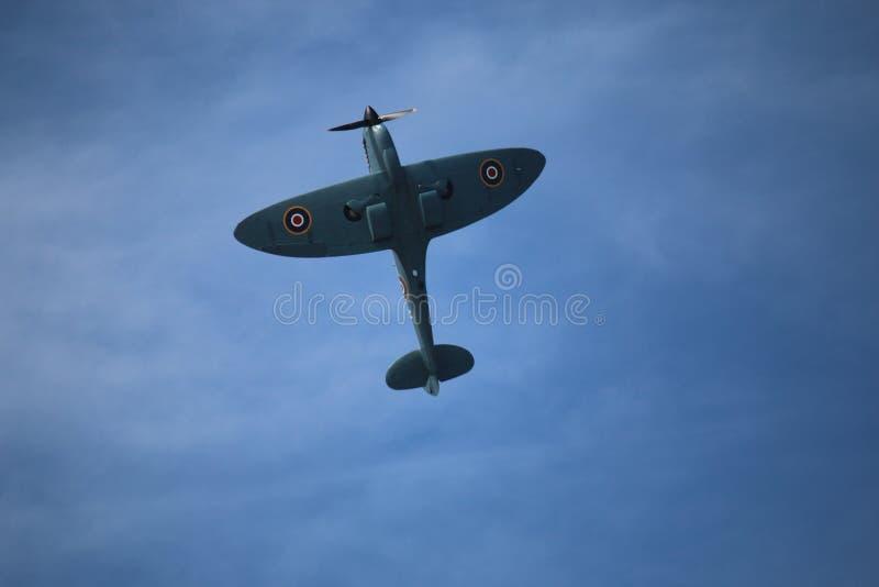 RAF Submarine Spitfire image stock