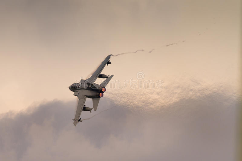 RAF Tornada royalty-vrije stock afbeelding