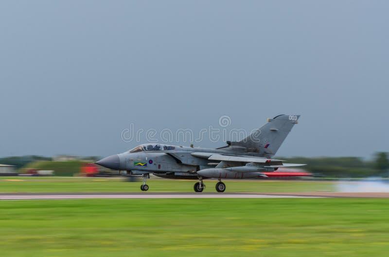 RAF Tornado fotos de archivo
