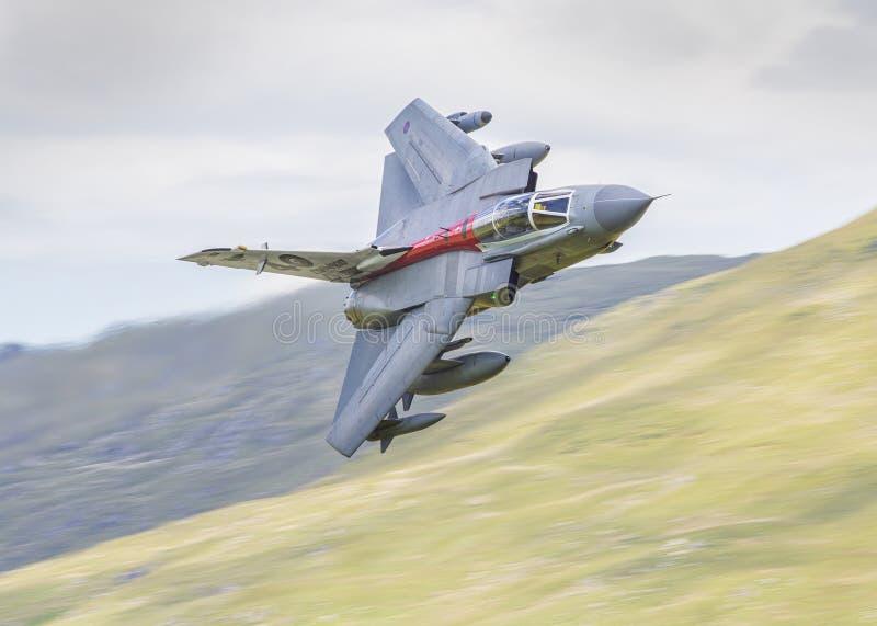 RAF Tornado GR4 fotografía de archivo libre de regalías