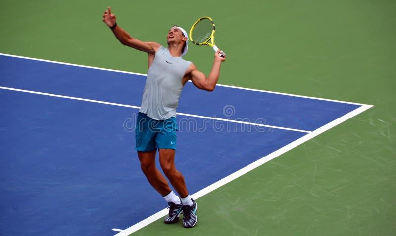Rafaël 'Rafa 'Nadal stock fotografie