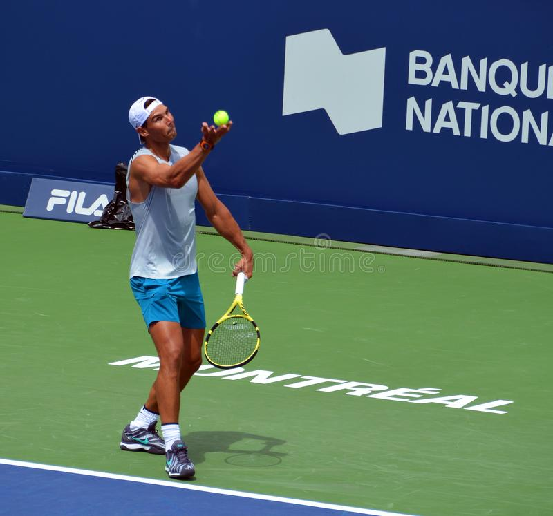 "Rafaël ""Rafa ""Nadal Parera photos stock"