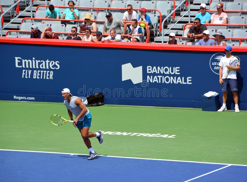 "Rafaël ""Rafa ""Nadal Parera image stock"