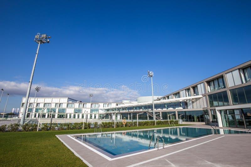 Rafa Nadal Sports Centre photographie stock libre de droits