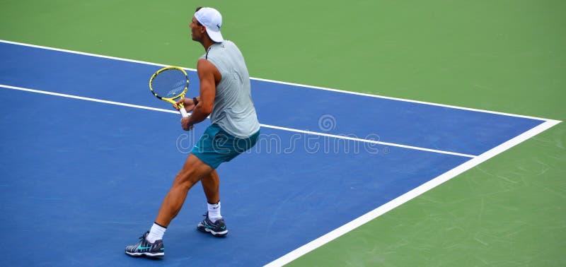 Rafael «Rafa «Nadal obraz royalty free