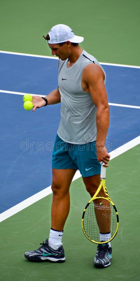 Rafael «Rafa «Nadal zdjęcia royalty free