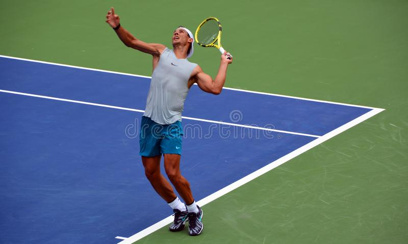 """Rafael """"Rafa """"Nadal στοκ φωτογραφία"""