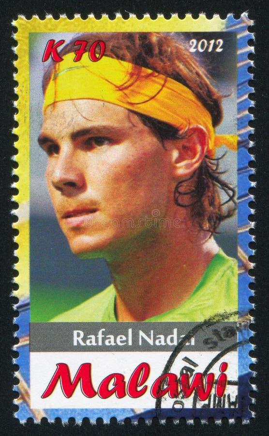 Rafael nadal zdjęcie stock