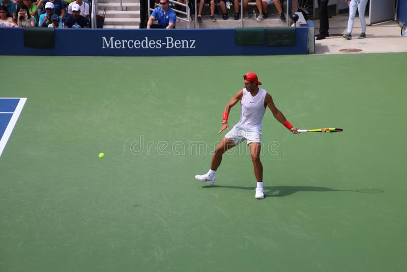 Rafael Nadal images stock