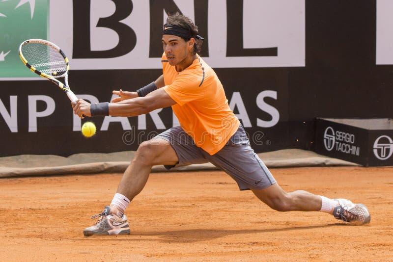 Rafael Nadal arkivfoto