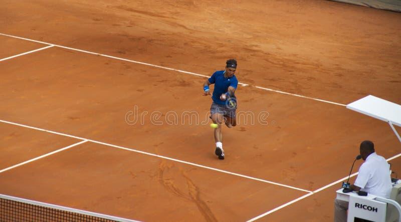 Rafael Nadal image stock