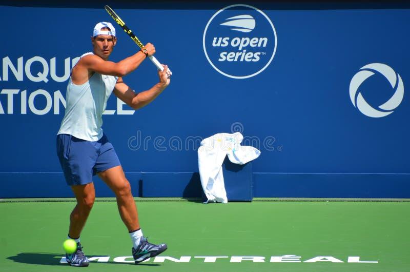 Rafael 'Rafa 'Nadal Parera arkivbild