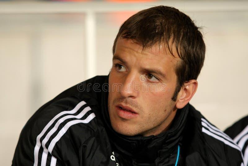 Download Rafael Van Der Vaart Of Real Madrid Editorial Photo - Image: 18872266