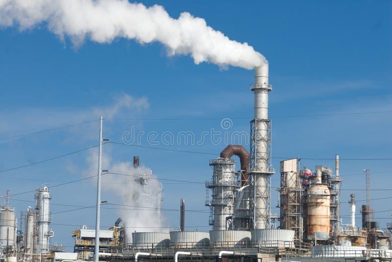 raffinaderi arkivfoton