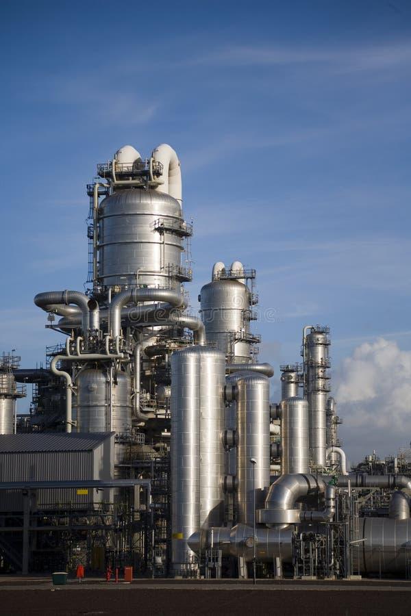 Raffinaderij 10 royalty-vrije stock fotografie