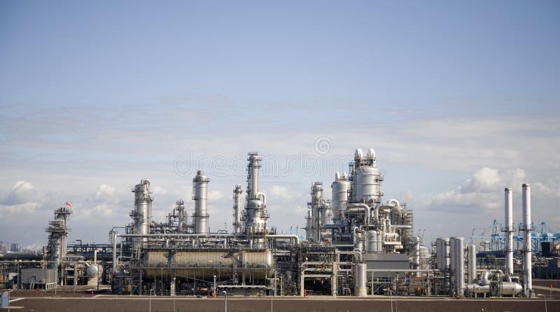 Raffinaderij 2 royalty-vrije stock afbeeldingen