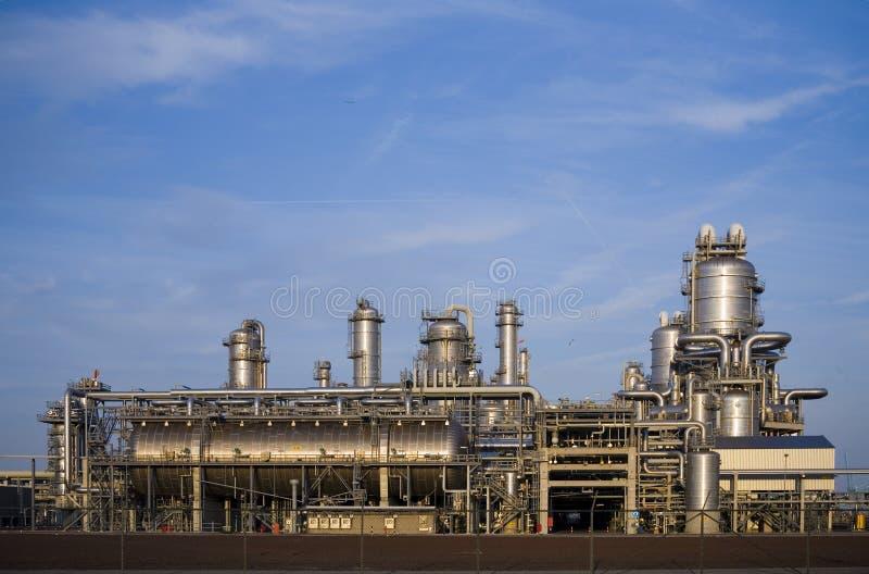 Raffinaderij 8 stock afbeeldingen