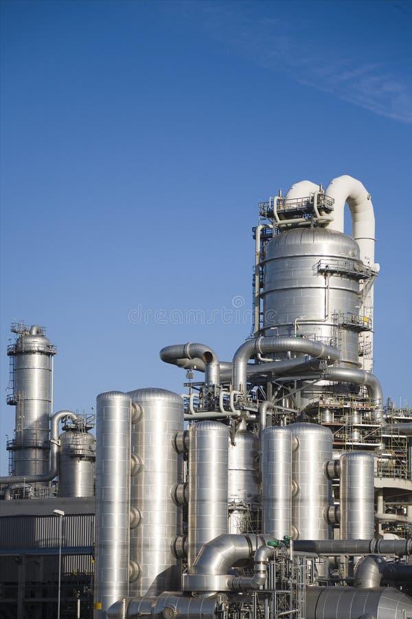 Raffinaderij 9 royalty-vrije stock foto