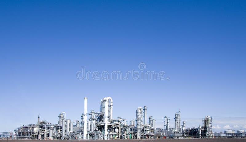 Raffineria 3 fotografie stock libere da diritti