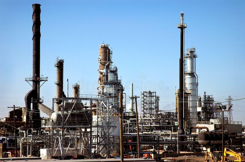 Raffineria Scape immagini stock
