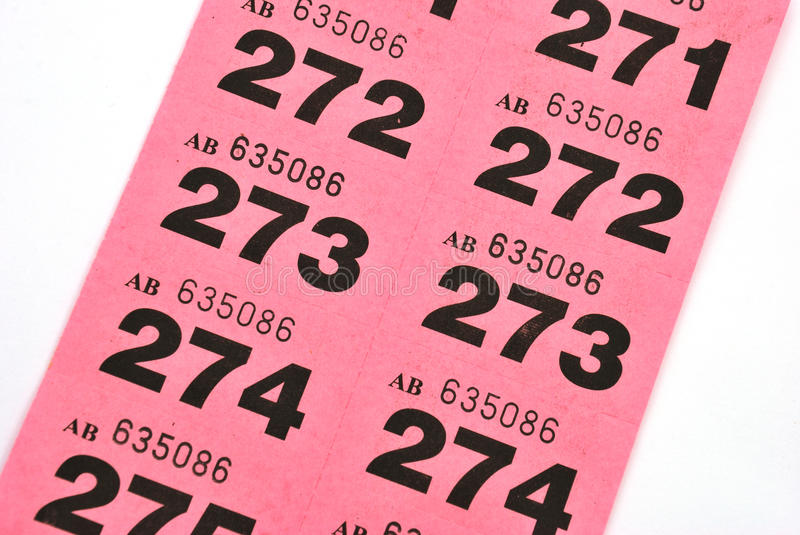 Download Raffle tickets stock image. Image of macro, coupon, risk - 23673763