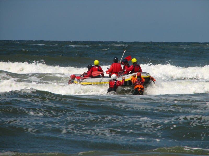 Rafting στοκ εικόνες