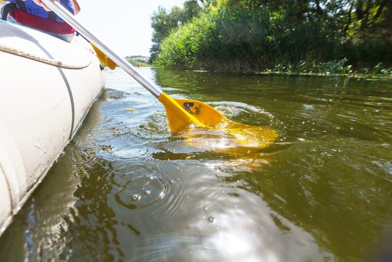 rafting imagen de archivo