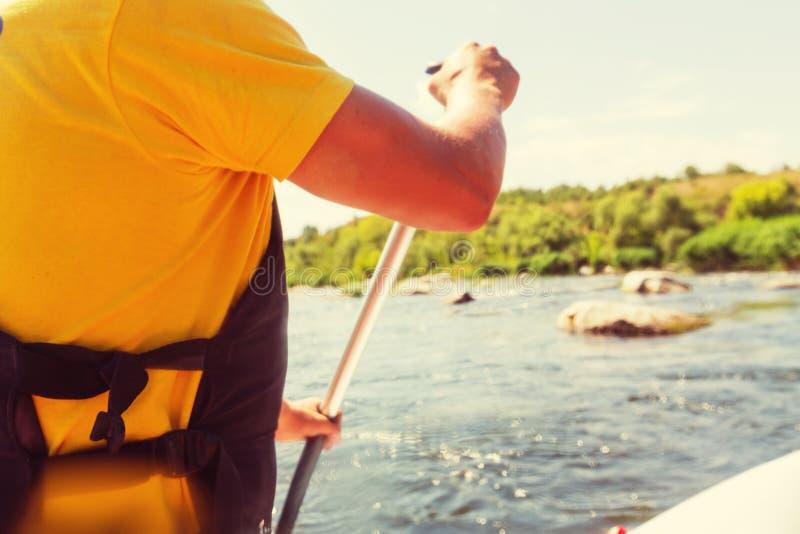 rafting imagenes de archivo