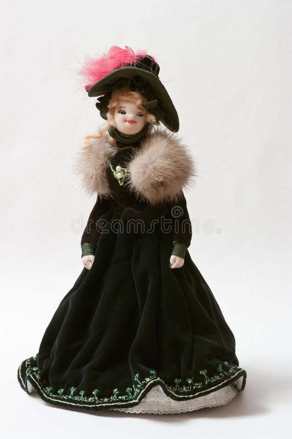 Download Rag doll stock photo. Image of still, wool, craft, woman - 11856600