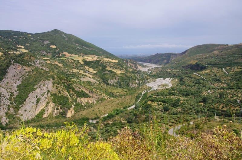 Raganello canyon