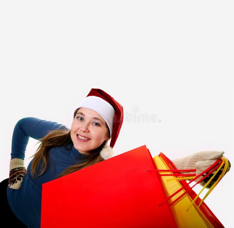 Download Ragazza immagine stock. Immagine di shopping, divertimento - 7309249