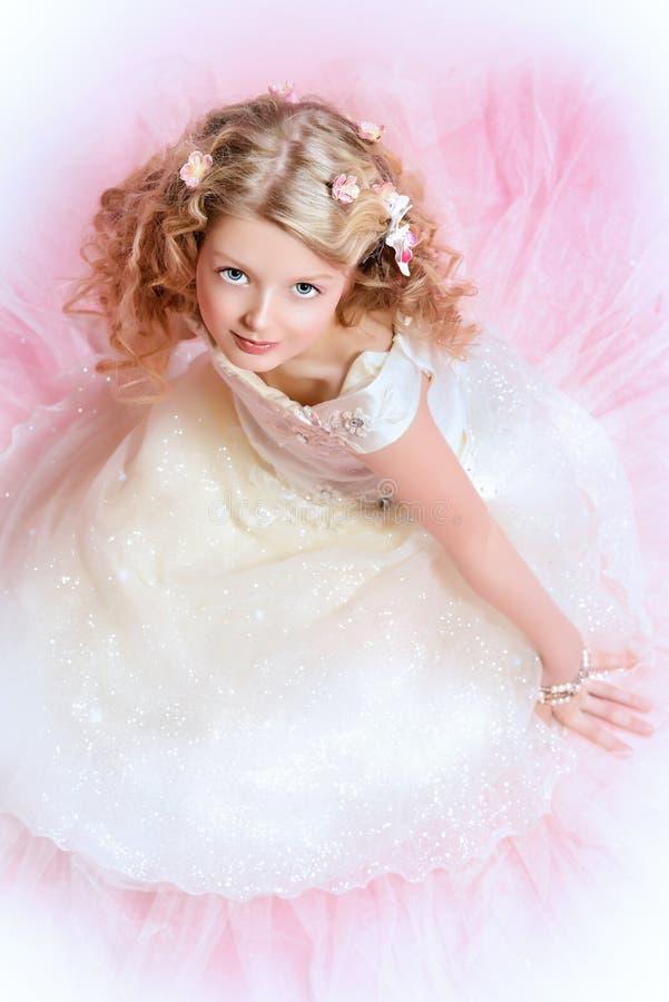 Ragazza adorabile fotografia stock
