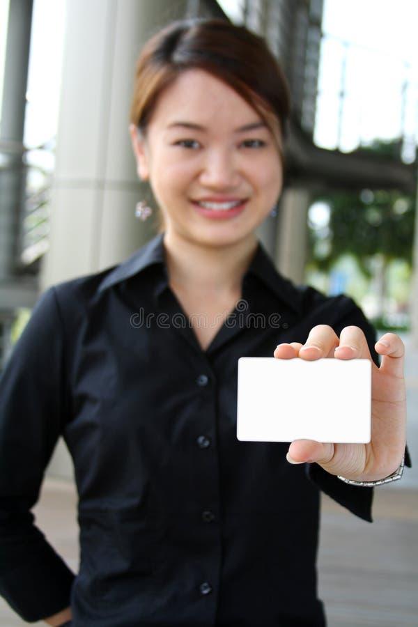 Ragazza asiatica immagine stock