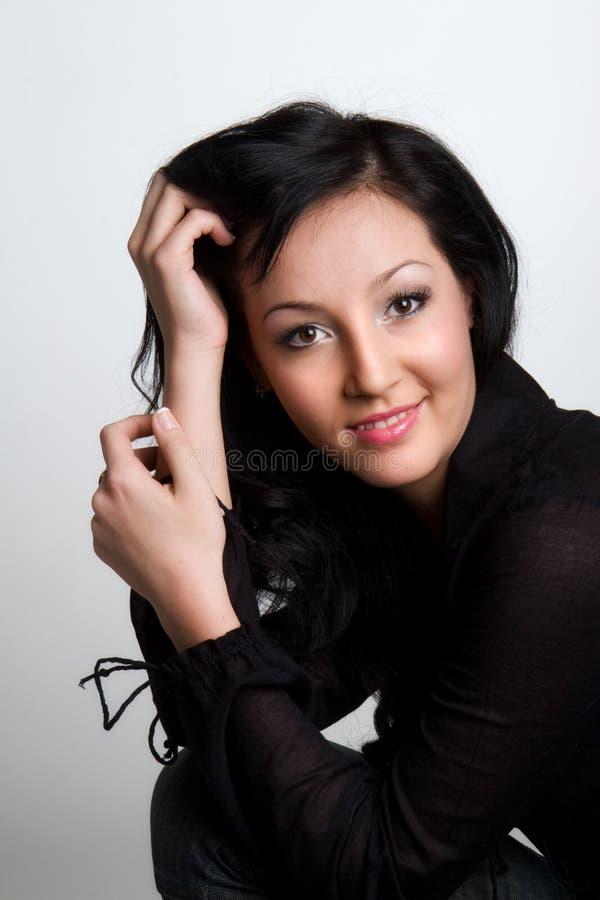 Download Ragazza asiatica Charming immagine stock. Immagine di estetiche - 3889243