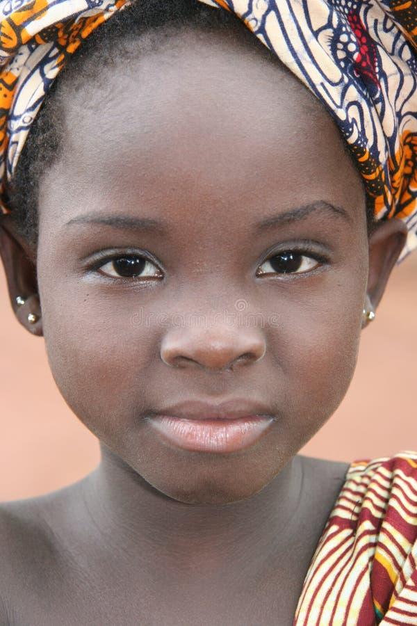 Ragazza di Bamako fotografia stock libera da diritti