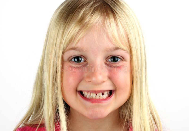 Download Ragazza sorridente immagine stock. Immagine di pleased - 3145635