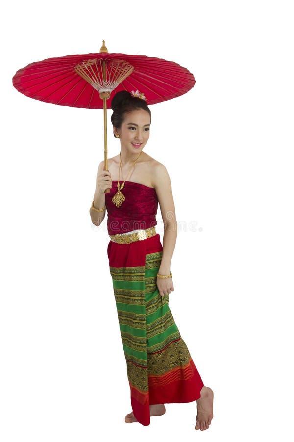 Ragazza tailandese fotografia stock