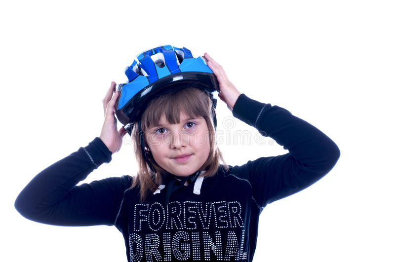Ragazza teenager felice immagine stock libera da diritti