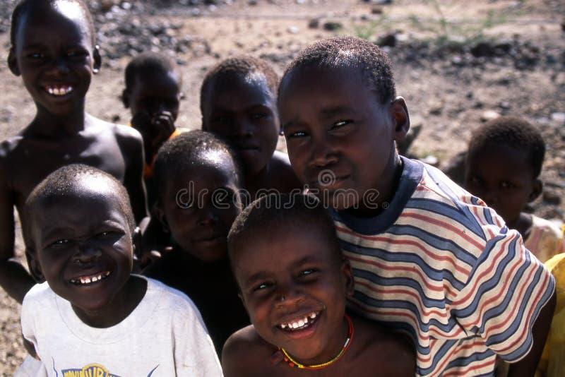 Ragazzi africani immagini stock libere da diritti